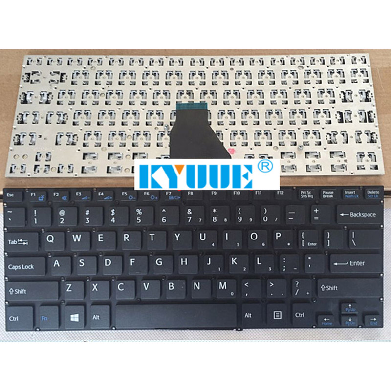 Laptop Keyboard SONY VAIO SVF14A18SCP for laptop