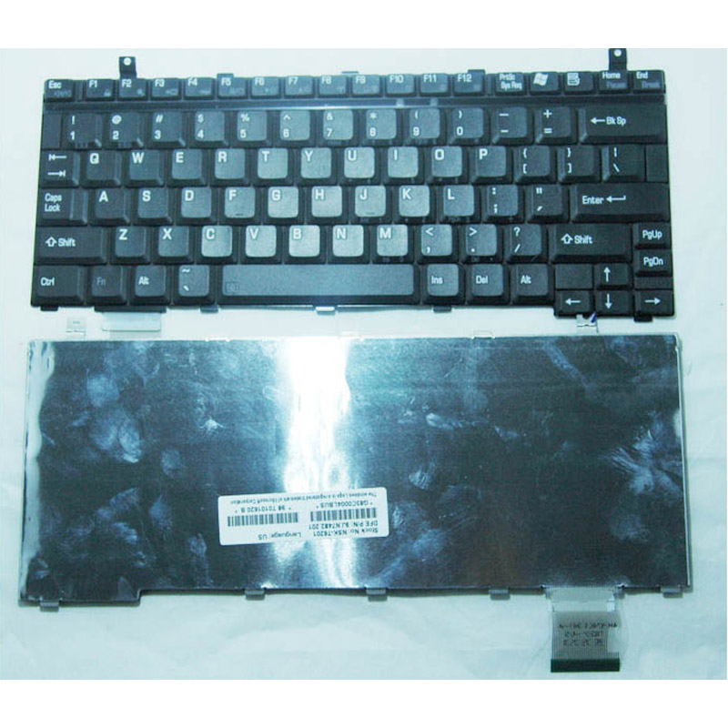Laptop Keyboard TOSHIBA Portege M500 Series for laptop