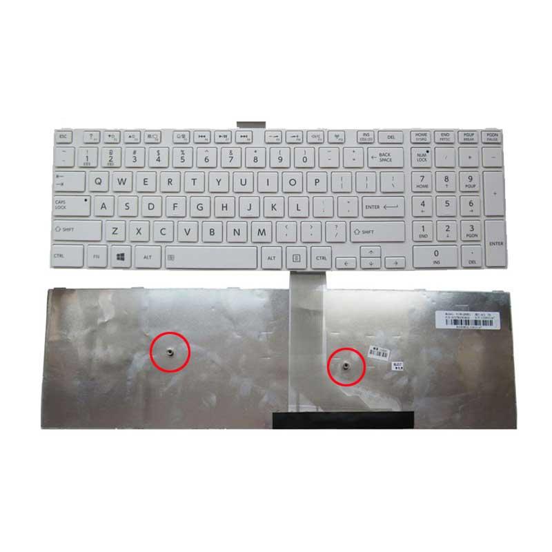Laptop Keyboard TOSHIBA Satellite C55D for laptop