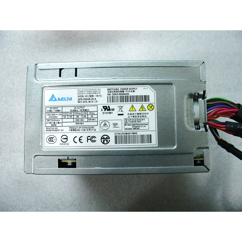 Power Supply DELTA 671310-001 for PC