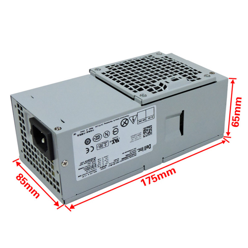 Power Supply BESTEC TFX0250T5 for PC