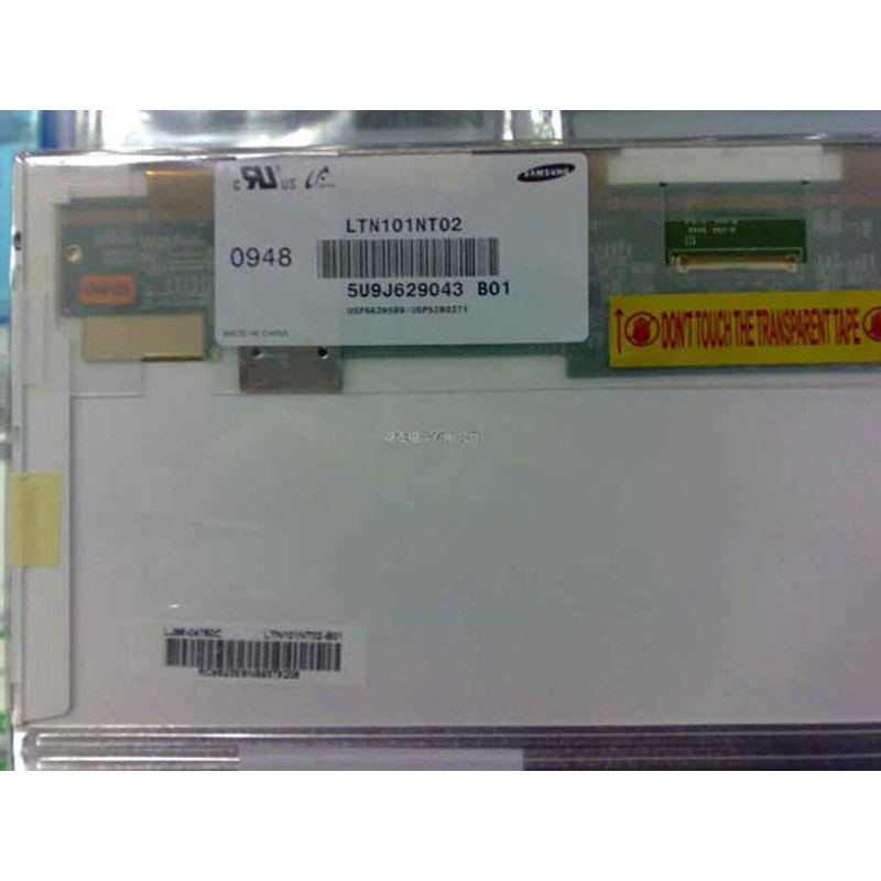 LCD Panel CHUNGHWA CLAA101NB01A for PC/Mobile