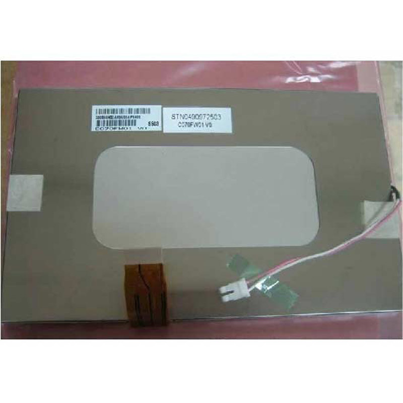 LCD Panel AUO C070FW01 V1 for PC/Mobile