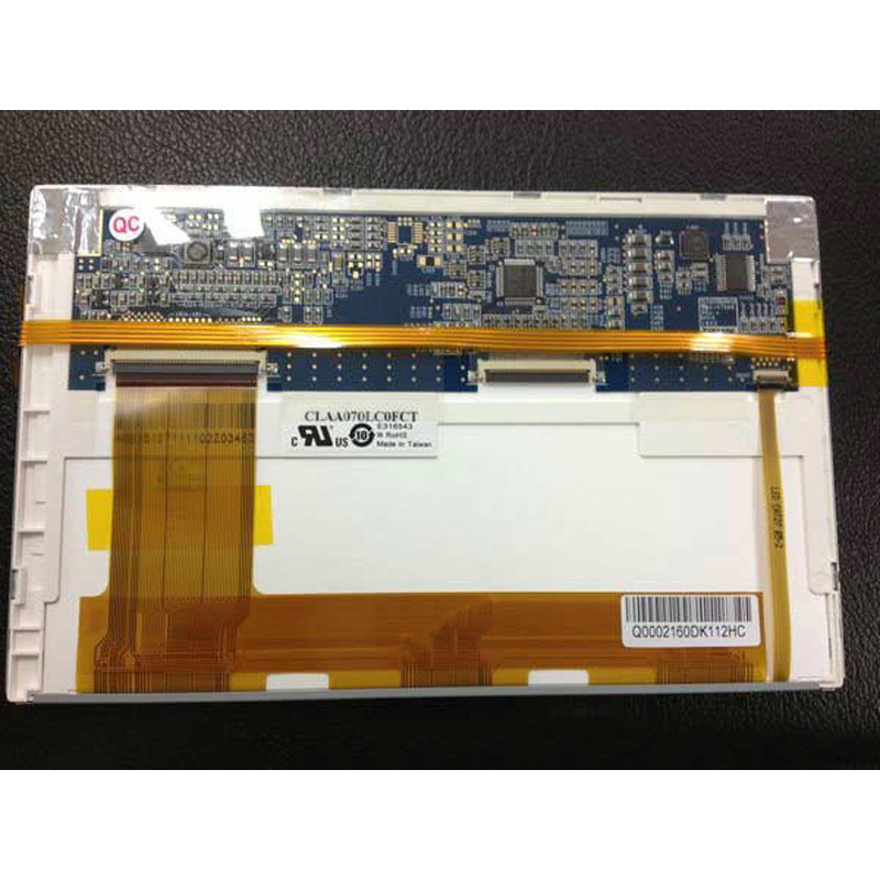 LCD Panel CHUNGHWA CLAA070LC0FCT for PC/Mobile