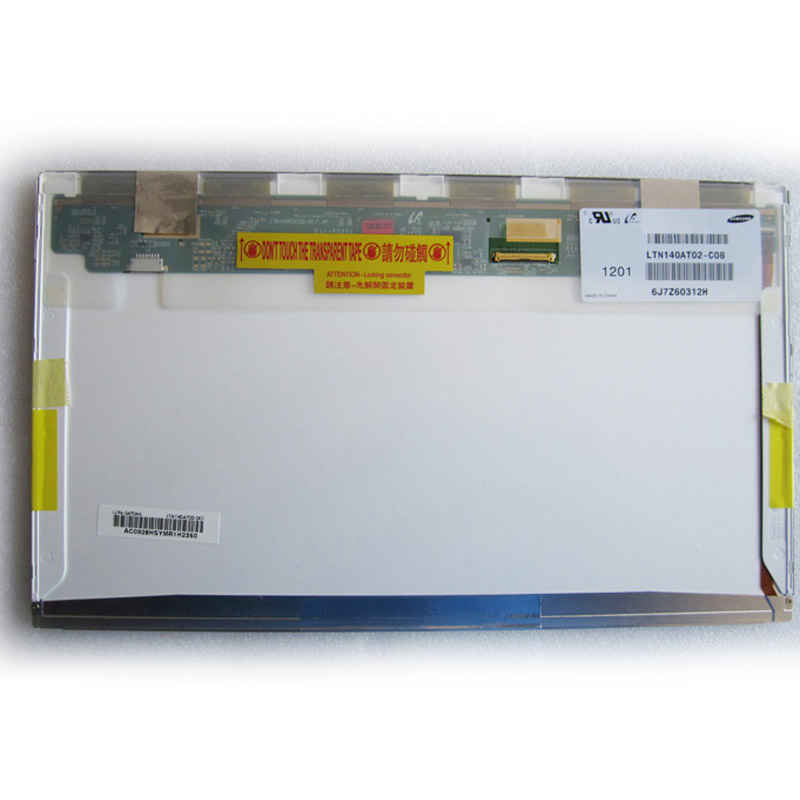 LCD Panel SAMSUNG LTN140AT02 for PC/Mobile