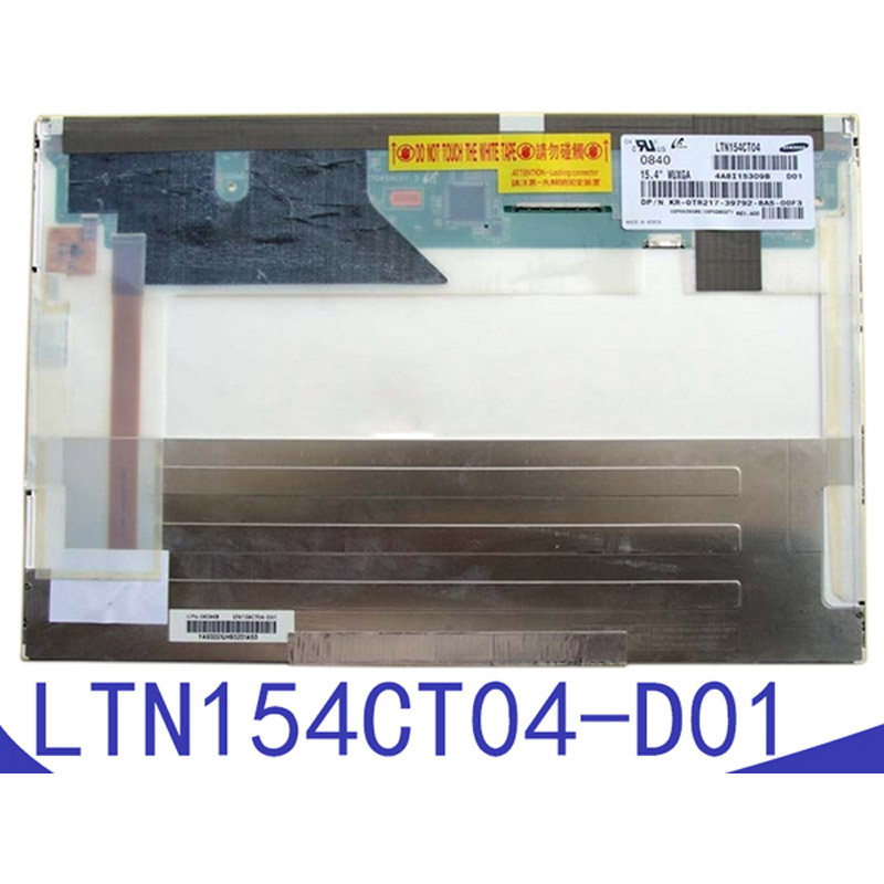 LCD Panel SAMSUNG LTN154CT04-D01 for PC/Mobile
