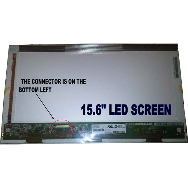 LCD Panel LG LP156WHA(SL)(L1) for PC/Mobile