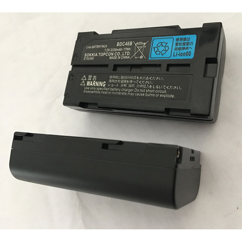 Survey Equipment Battery SOKKIA RCA CC-8251 for Survey Equipment