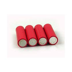 8pcs X SANYO 2600mAh 18650 Battery