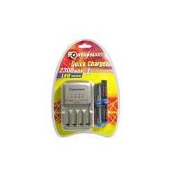 AA/AAA battery & charger