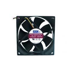 AVC DS08025R12UP024 CPU Fan