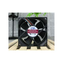 AVC 8025 8cm Computer Case Cooling Fan 12V 0.70A DS08025R12U-P158 Cooler