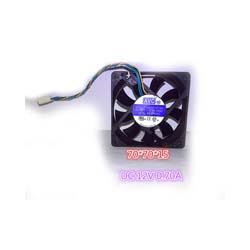 AVC DS07015T12U 12V 0.70A 7CM 7015 4-Pin PWM CPU Fan Cooling Fan Cooler