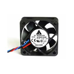 DELTA AFB0512HB-F00 2-PIN Cooling Fan Cooler DC 12V 0.17A 2-Wire