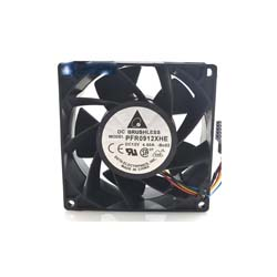 Brand New Delta PFR0912XHE-BC02 12V 4.50A 9CM 9038 4-line Violence Booster Auto / HP Server Cooling