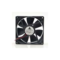 DELTA AFB0912M 12V 0.20A 9cm 9025 2-Wire Silent Case Power Supply Cooling Fan Cooler