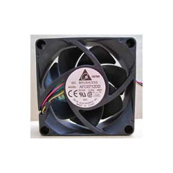 DELTA AFC0712DD-9S51 DC12V 0.45A 4-Wire Cooling Fan Cooler Temperature-controlled Fan