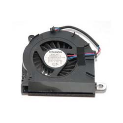 HP ProBook 6450B 6455B 6550b 6555b CPU Cooling Fan 613349-001 TESTED
