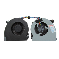 FORCECON DFS451205MB0T-FA5T Cooling Fan DC5V 0.4A 4-Wire for HP Elitebook 2560 2560P 2570P 2570