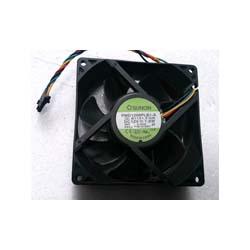 SUNON PMD1209PLB1-A 12V 0.65A 7.8W 9032 9CM 4-Pin Cooling Fan Cooler DELL P/N:M6792 U7581 TT704 OM67