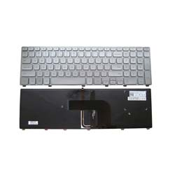 batterie ordinateur portable Laptop Keyboard Dell Inspiron 17 7000 Series 7737