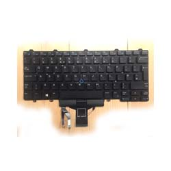 batterie ordinateur portable Laptop Keyboard Dell Latitude E5450