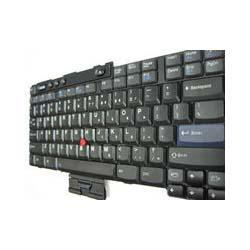 IBM ThinkPad T42 Laptop Keyboard