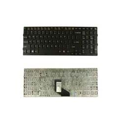 Laptop Keyboard SONY VAIO VPC-F23M1E/B for laptop