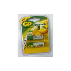 2-pack of GP AA Ni-MH Rechargeable Battery 2700mAh  #5