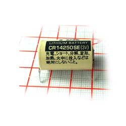 SANYO CR14250SE シーケンサ用バッテリー