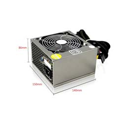 Power Supply HUNTKEY JUMPER400 for PC