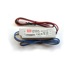 MeanWell LED Power supply LPV-20-24 UL Component Waterproof 20W Driver Transform