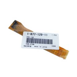 SONY 1-877-129-11 リボンケーブル